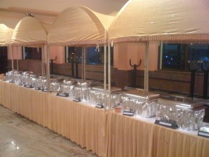 canopies used